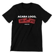 Camiseta - ACABA LOGO 2021