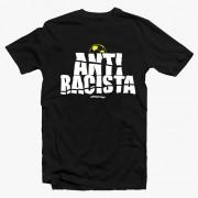 Camiseta: ANTI RACISTA- Masculino