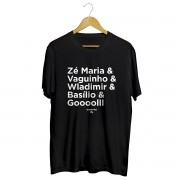 Camiseta - COR: 1977 VIVE. Masculino