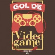 Camiseta - GOL DE VIDEOGAME. Masculino
