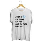 Camiseta - JOGA A 10. Masculino