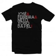 Camiseta - JOSÉ FERREIRA NETO. Masculino