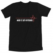 Camiseta - Não é só futebol