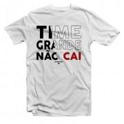 Camiseta - TIME GRANDE,  não CAI