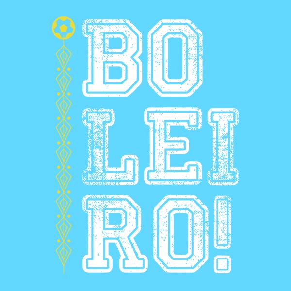 Camiseta - BOLEIRO. Masculino