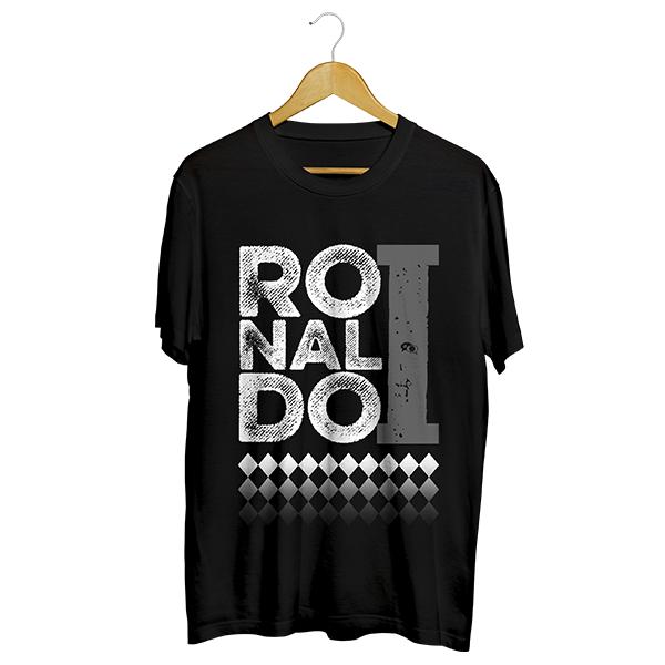 Camiseta - COR: RONALDO I. Masculino