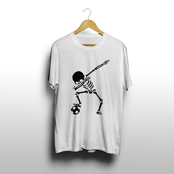 Camiseta - Dab To The Bone
