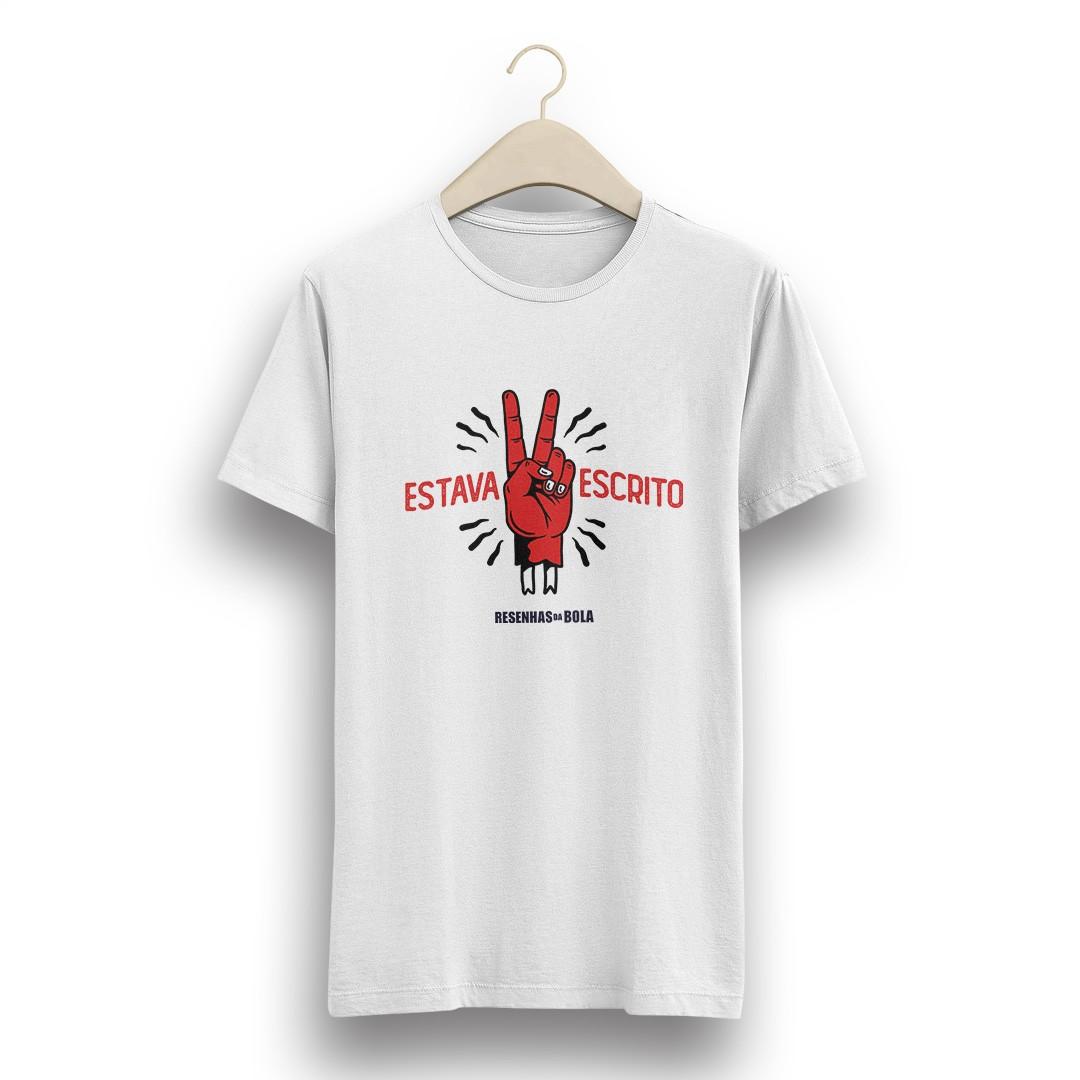 Camiseta - ESTAVA ESCRITO