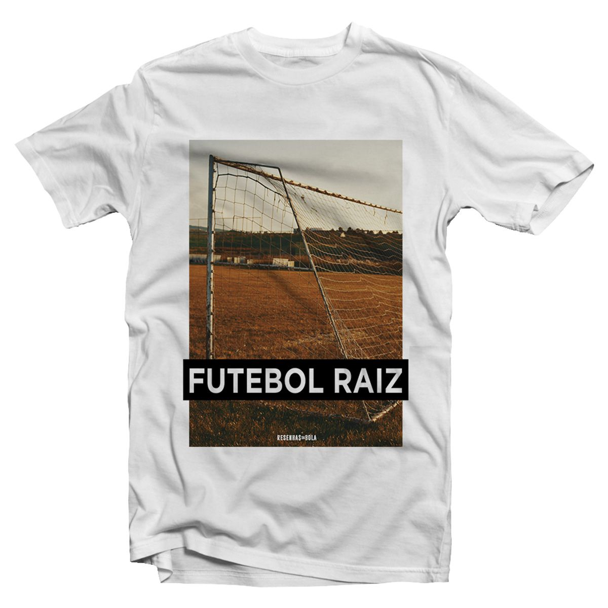 Camiseta - FUTEBOL RAIZ. Masculino