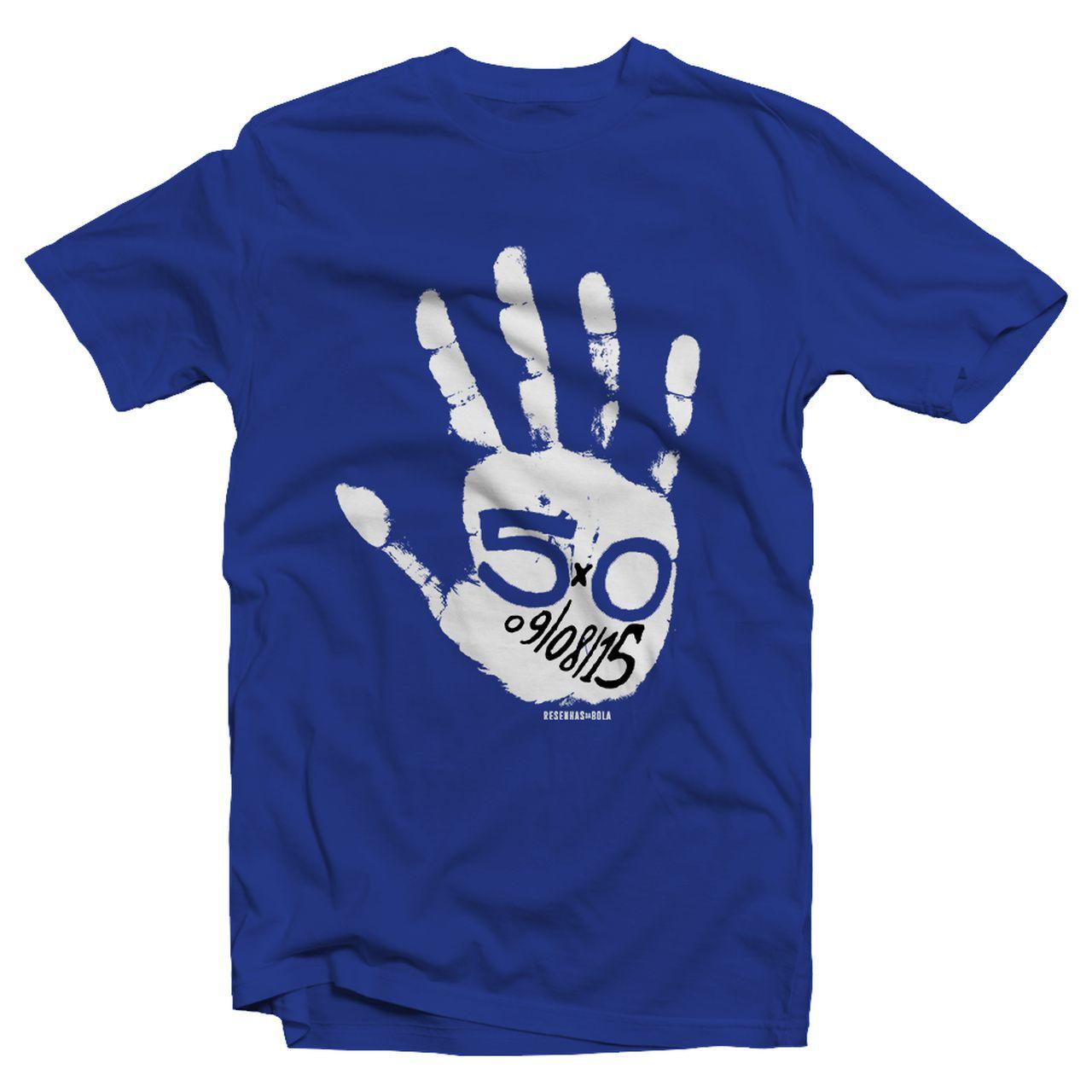 Camiseta - GRE: 5X0. Masculino