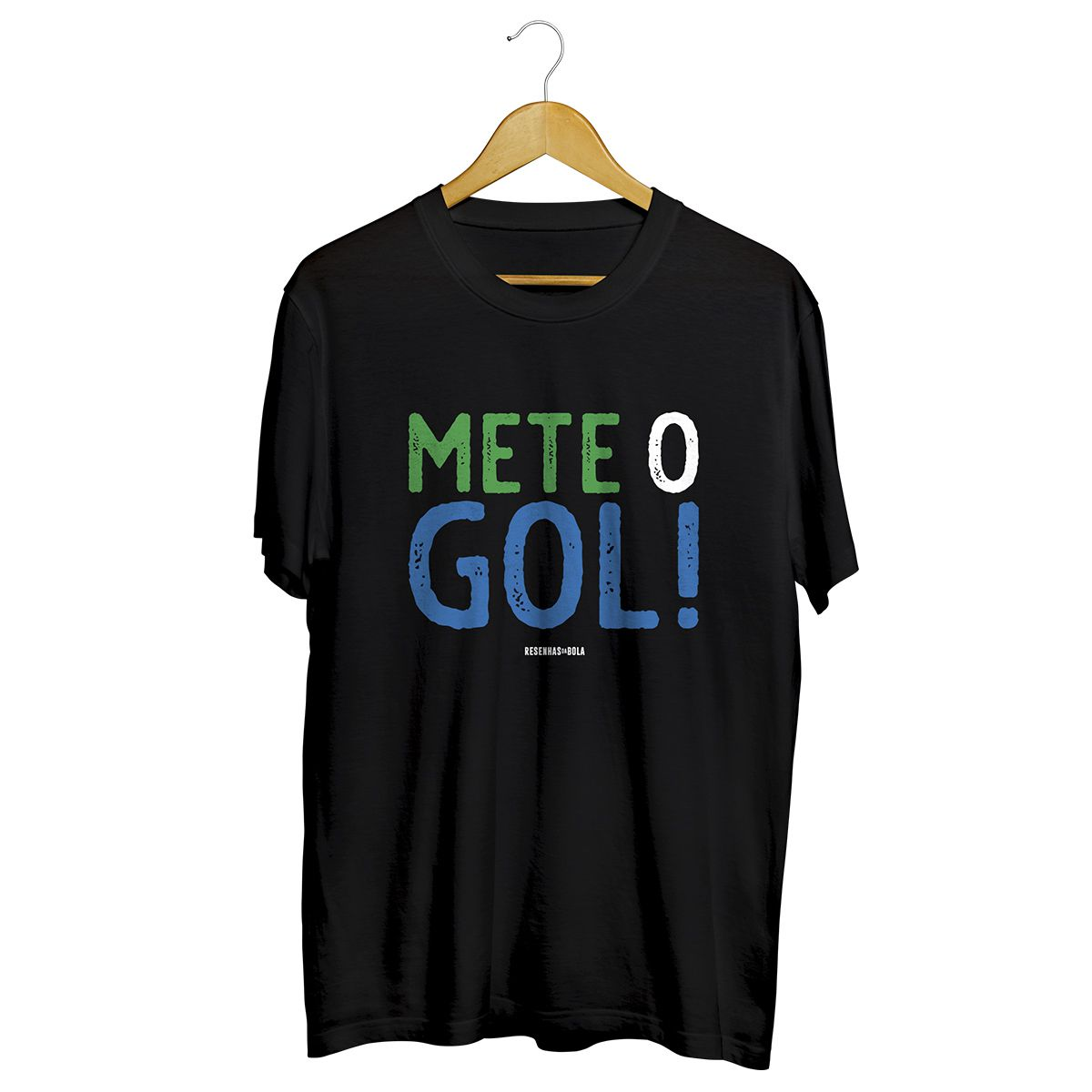 Camiseta - METE O GOL. Masculino