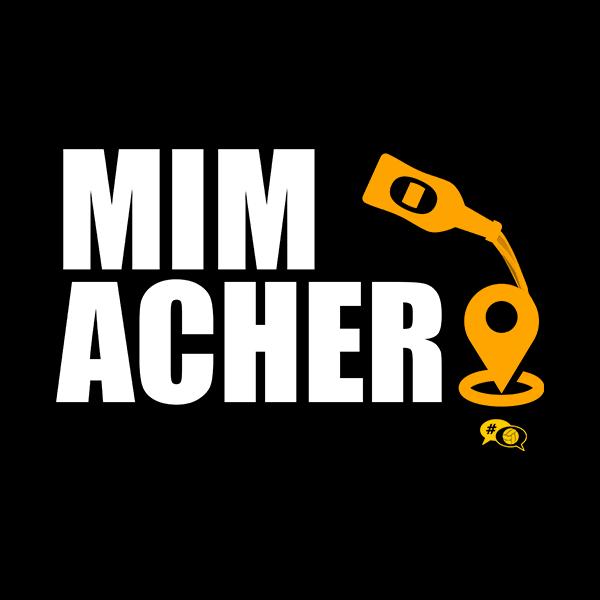 Camiseta - MIM ACHER. Masculino