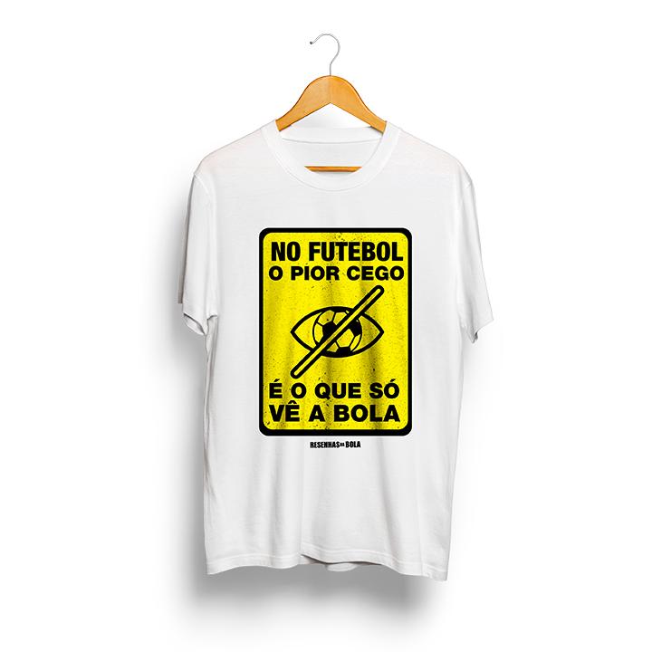 Camiseta - O PIOR CEGO - Masculino