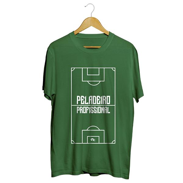 Camiseta - PELADEIRO PROFISSIONAL. Masculino