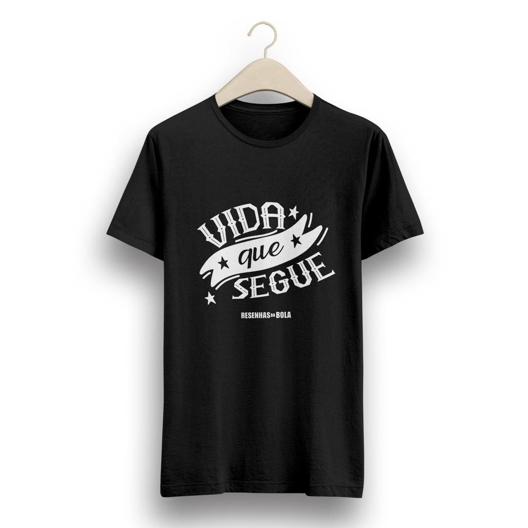 Camiseta - VIDA QUE SEGUE