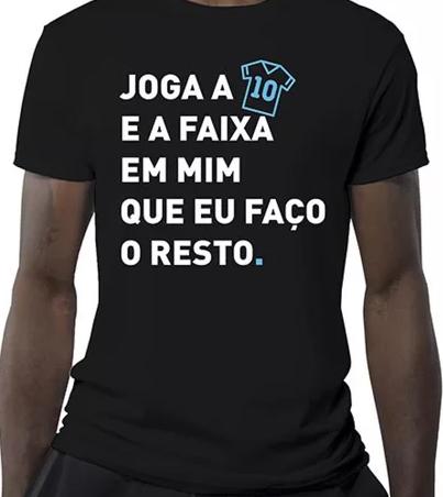 JOGA 10 E A FAIXA