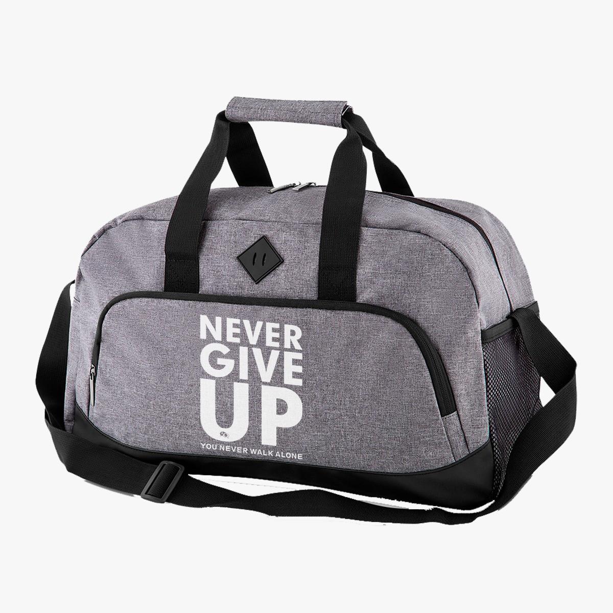 Mala Tranversal - NEVER GIVE UP