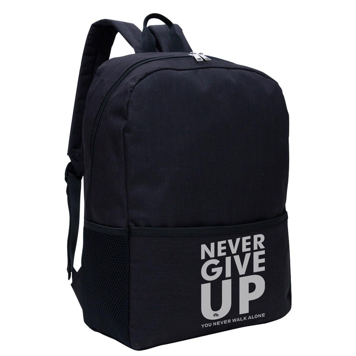 Mochila - Never Give Up