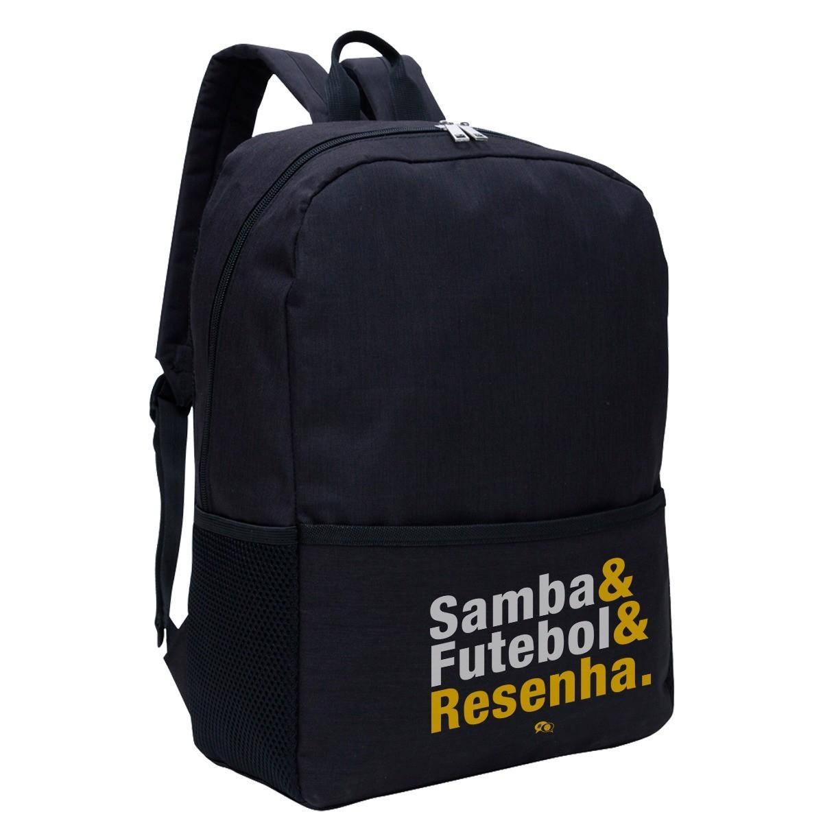 Mochila - Samba, Resenha e Futebol
