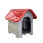 CASINHA MEC PET DOG HOME N3 - VERMELHA