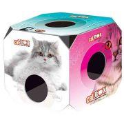BRINQUEDO CAT BOX FURACÃO PET GATO ADULTO