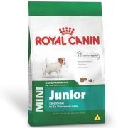 RAÇÃO ROYAL CANIN MINI JUNIOR - 7,5 KG