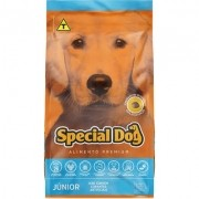 RAÇÃO SPECIAL DOG JUNIOR - 20KG