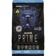 RAÇÃO SPECIAL DOG PRIME LIGHT 15KG