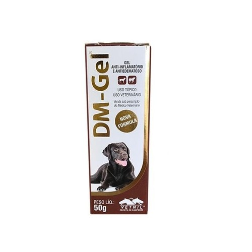 ANTI-INFLAMATÓRIO DM GEL - BISNAGA 50G