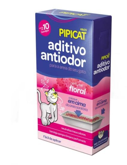 ANTIODOR ADITIVO PIPICAT FLORAL 500G