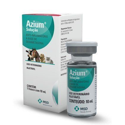 ANTI-INFLAMATÓRIO AZIUM 10ML
