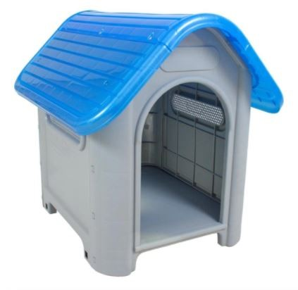CASINHA MEC PET DOG HOME N3 - AZUL