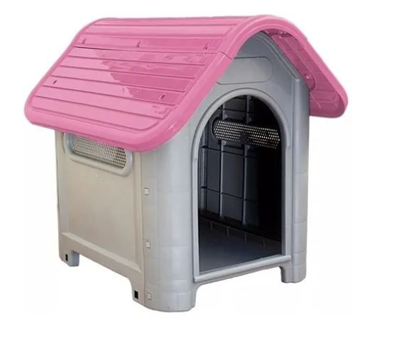 CASINHA MEC PET DOG HOME N3 - ROSA