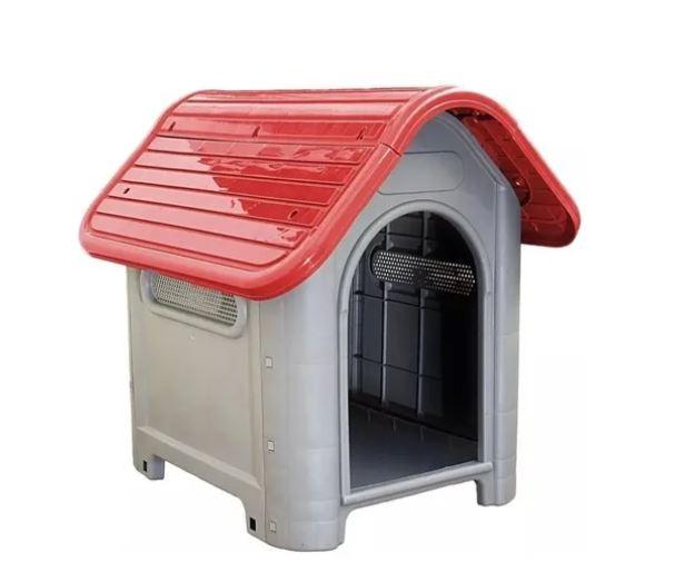 CASINHA MEC PET DOG HOME N3 - VERMELHA