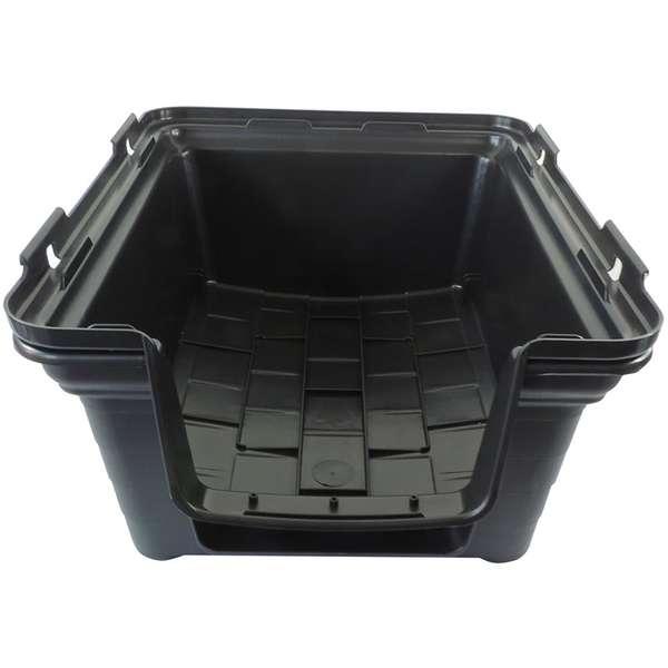 CASINHA PLAST. FURACAOPET N5,0 - BLACK