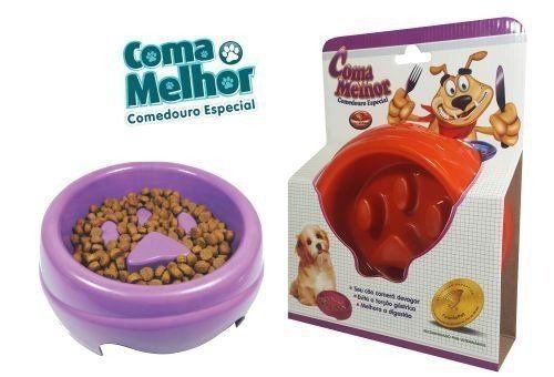 COMEDOURO ESPECIAL COMA MELHOR FURACÃO PET