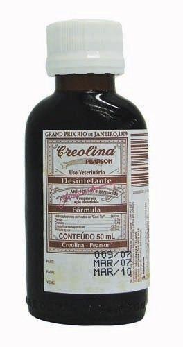 CREOLINA DESINFETANTE 50 ML *