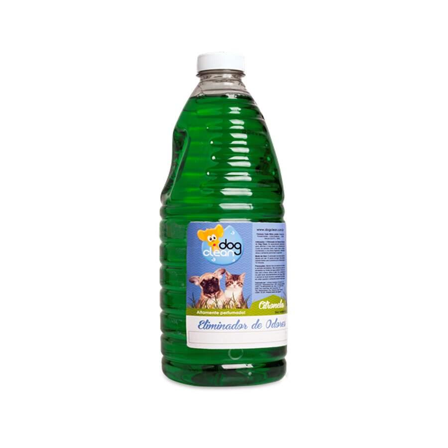 ELIMINADOR DE ODORES FLORAL 2L - DOG CLEAN