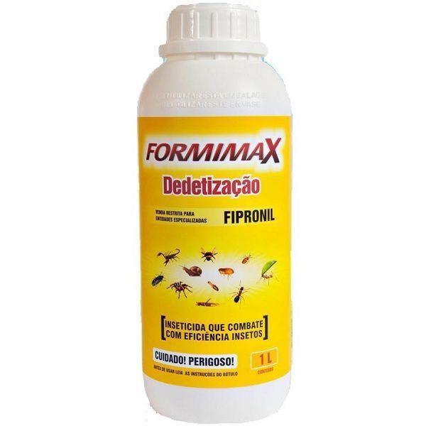 INSETICIDA FORMIMAX DETETIZAÇÃO PLUS 1L