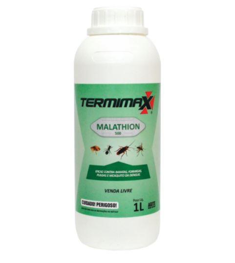 INSETICIDA CITROMAX TERMIMAX MALATHION 500CE 1L