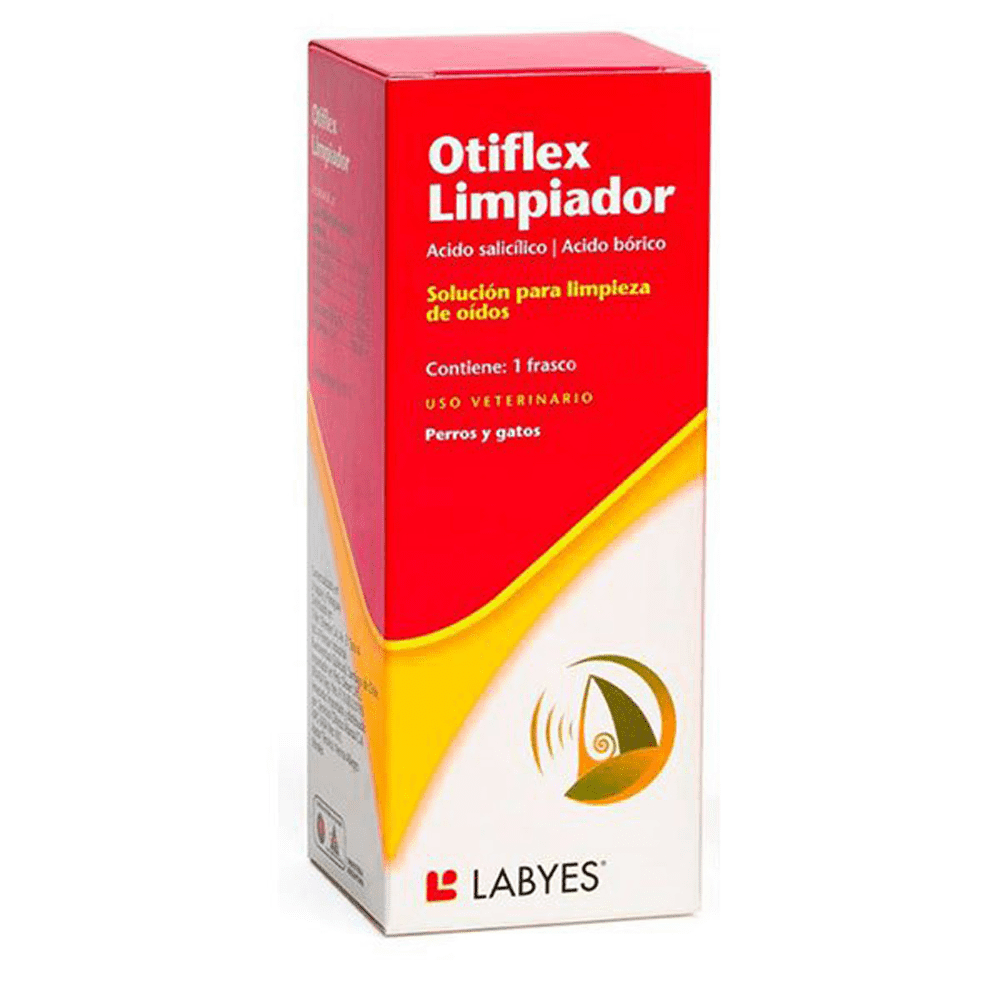 LIMPADOR AUDITIVO OTIFLEX 100 ML