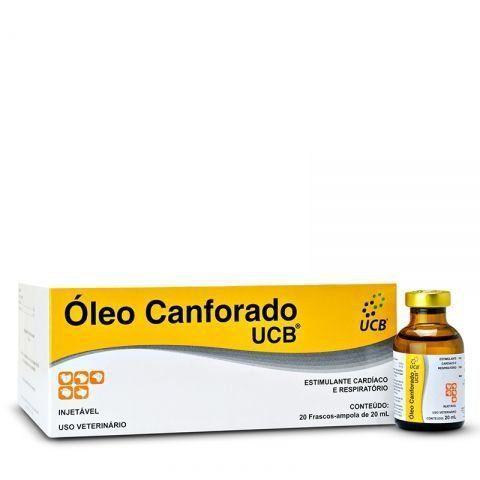 OLEO CANFORADO UCB 20 ML *
