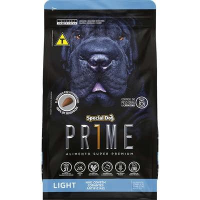 RAÇÃO SPECIAL DOG PRIME LIGHT 15KG