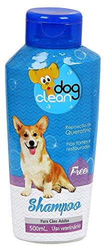 SHAMPOO FREE 500ML - DOG CLEAN