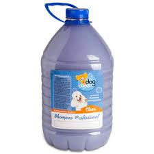 SHAMPOO PROFISSIONAL BRANQUEADOR 5L - DOG CLEAN
