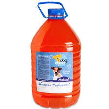 SHAMPOO PROFISSIONAL NATURAL 5L - DOG CLEAN