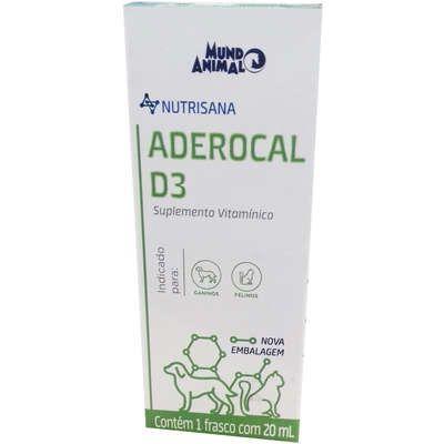 SUPLEMENTO VITAMÍNICO ADEROCAL D3 20ML