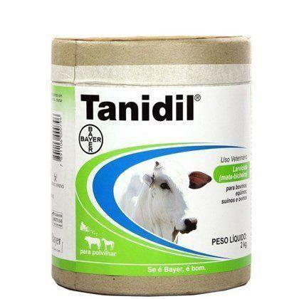 TANIDIL LARVICIDA 2 KG *