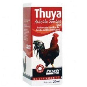 THUYA AVICOLA SIMOES ORAL 20 ML