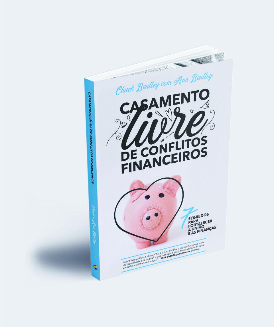 Casamento livre de conflitos financeiros  - Loja da Família